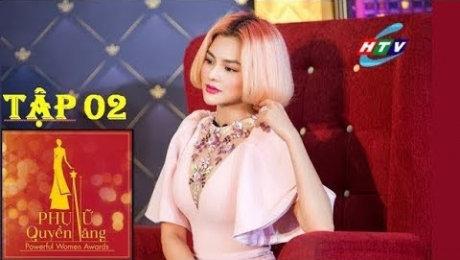 Xem Show GAMESHOW Phụ Nữ Quyền Năng Tập 02 : Vũ Thu Phương - Băng Châu HD Online.