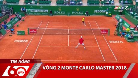 Vòng 2 Monte Carlo Master 2018