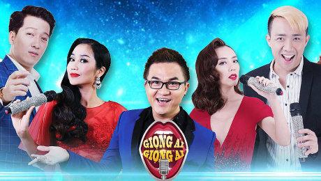 Xem Show GAMESHOW Giọng Ải Giọng Ai Mùa 2 HD Online.