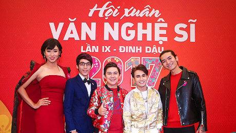 Xem Show VĂN HÓA - GIÁO DỤC Hội Xuân Văn Nghệ Sĩ HD Online.