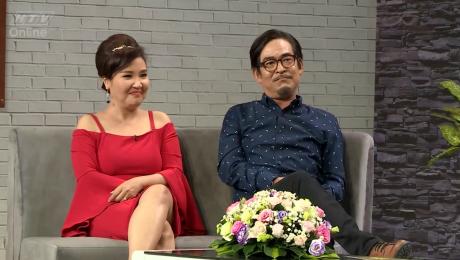 Xem Show GAMESHOW Là Vợ Phải Thế Mùa 2 Tập 04 : Vợ chồng Vinh Râu thảo luận việc nhà của ai  HD Online.
