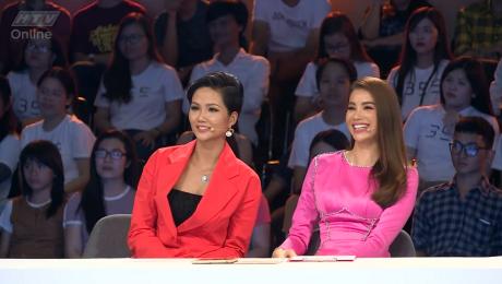 Xem Show GAMESHOW Người Bí Ẩn Mùa 5 Tập 05 : Phạm Hương, H'Hen Niê bắt tay đối đầu Hoài Linh, Việt Hương HD Online.