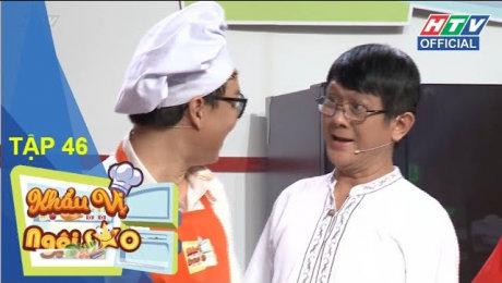 Xem Show GAMESHOW Khẩu Vị Ngôi Sao Tập 46 : Căn bếp nhà vợ chồng nghệ sĩ Bảo Trí - Kim Tuyết HD Online.