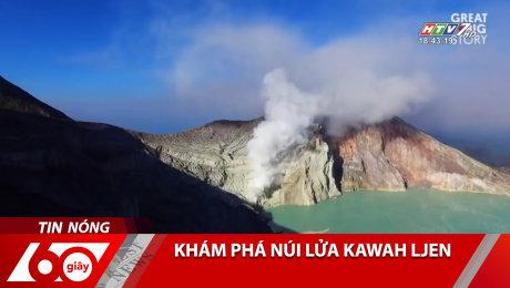 Khám Phá Núi Lửa Kawah Ljen