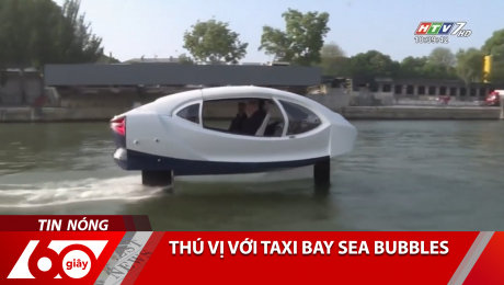 Thú Vị Với Taxi Bay Sea Bubbles