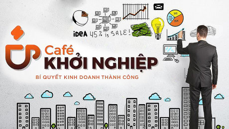 Cafe Khởi Nghiệp