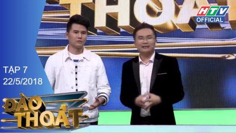 Xem Show GAMESHOW Đào Thoát Tập 07 : Hoàng Tôn-Andrea không kịp đào thoát HD Online.