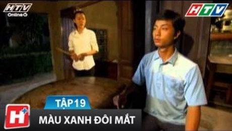 Xem Phim Võ Thuật Tình Cảm - Gia Đình Gia Đình Màu Xanh Đôi Mắt  Tập 19 HD Online.