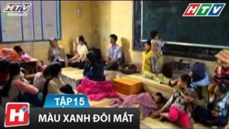 Xem Phim Võ Thuật Tình Cảm - Gia Đình Gia Đình Màu Xanh Đôi Mắt  Tập 15 HD Online.