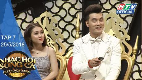 Xem Show GAMESHOW Nhạc Hội Song Ca Mùa 2 Tập 07 : Lou Hoàng tiết lộ lý do thi đâu rớt đó HD Online.