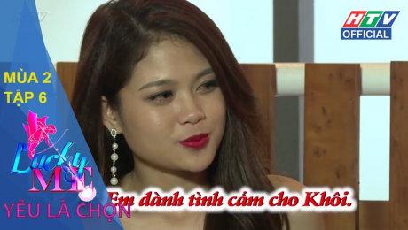 Xem Show GAMESHOW Yêu Là Chọn Mùa 2 Tập 06 : Cô gái idol xinh đẹp có chọn anh cảnh sát giao thông? HD Online.