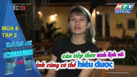 Xem Show TRUYỀN HÌNH THỰC TẾ Nhà Chung Mùa 6 Tập 02 : Gợn sóng đầu tiên HD Online.