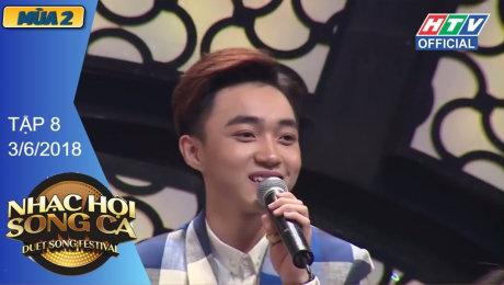 Xem Show GAMESHOW Nhạc Hội Song Ca Mùa 2 Tập 08 : Siêu mẫu Xuân Lan làm MC đá xoáy Vũ Hà HD Online.