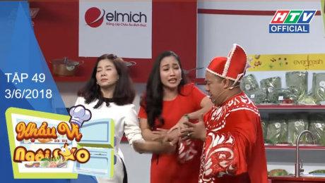 Xem Show GAMESHOW Khẩu Vị Ngôi Sao Tập 49 : Căn bếp nhà diễn viên Mai Phương HD Online.