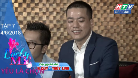 Xem Show GAMESHOW Yêu Là Chọn Mùa 2 Tập 07 : Mi Soa tiết lộ là em gái bờ vai của Phạm Toàn Thắng HD Online.