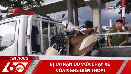 Xem Clip Bị Tai Nạn Do Vừa Chạy Xe Vừa Nghe Điện Thoại HD Online.
