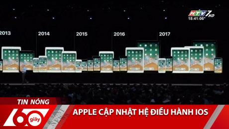 Xem Clip Apple Cập Nhật Hệ Điều Hành IOS HD Online.