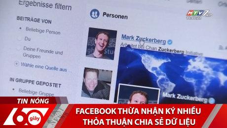 Xem Clip Facebook Thừa Nhận Ký Nhiều Thỏa Thuận Chia Sẻ Dữ Liệu HD Online.