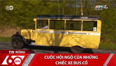 Xem Clip Cuộc Hội Ngộ Của Những Chiếc Xe Bus Cổ HD Online.