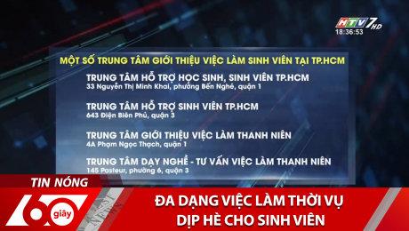Xem Clip Đa Dạng Việc Làm Thời Vụ Dịp Hè Cho Sinh Viên HD Online.
