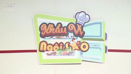 Xem Show GAMESHOW Khẩu Vị Ngôi Sao Tập 50 : Ăn gì để đẹp như Á hậu Mâu Thủy HD Online.