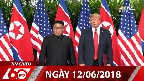 Xem Clip Bản tin 60s 12/06/2018 HD Online.