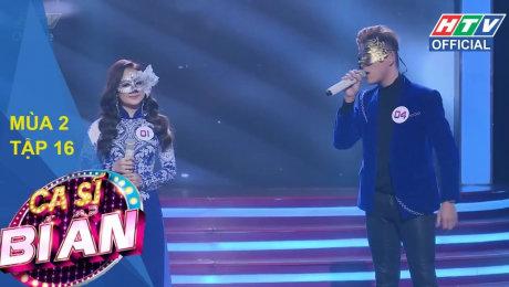 Xem Show GAMESHOW Ca Sĩ Bí Ẩn Mùa 2 Tập 16 : Nguyễn Hồng Thuận tiết lộ chuyện thu âm bí mật của Puka HD Online.