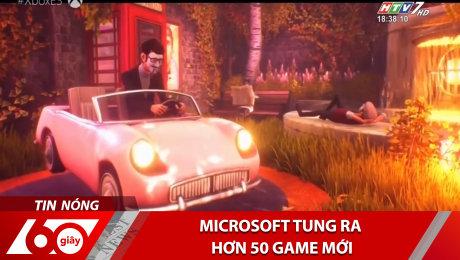 Xem Clip Microsoft Tung Ra Hơn 50 Game Mới HD Online.