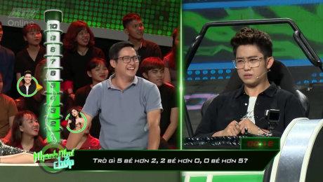Xem Show GAMESHOW Nhanh Như Chớp Tập 11 : Ngọc Thảo và Phở Đặc Biệt kề vai tác chiến HD Online.
