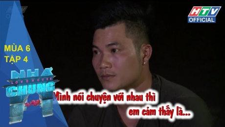 Xem Show TRUYỀN HÌNH THỰC TẾ Nhà Chung Mùa 6 Tập 04 : Như phút ban đầu HD Online.