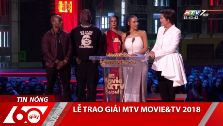 Lễ Trao Giải MTV Movie&TV 2018