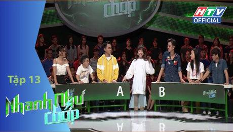 Xem Show GAMESHOW Nhanh Như Chớp Tập 13 : Nam Thư trở lại đầy bản lĩnh giành 20 triệu HD Online.