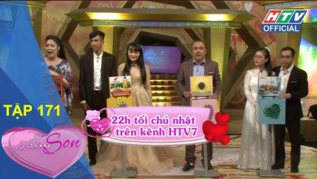 Xem Show GAMESHOW Vợ Chồng Son Tập 171 : Mối tình chị em cực kỳ đáng yêu HD Online.