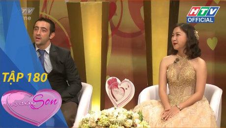 Xem Show GAMESHOW Vợ Chồng Son Tập 180 : Chồng dạy vợ tiếng Anh, vợ dạy chồng tiếng Việt HD Online.