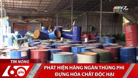 Xem Clip Phát Hiện Hàng Ngàn Thùng Phi Đựng Hóa Chất Độc Hại HD Online.