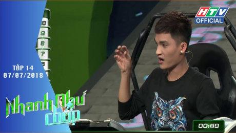 Xem Show GAMESHOW Nhanh Như Chớp Tập 14 : Châu Đăng Khoa trở lại giành 20 triệu đồng  HD Online.
