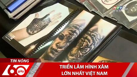 Xem Clip Triển Lãm Hình Xăm Lớn Nhất Việt Nam HD Online.