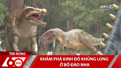 Xem Clip Khám Phá Kinh Đô Khủng Long Ở Bồ Đào Nha HD Online.