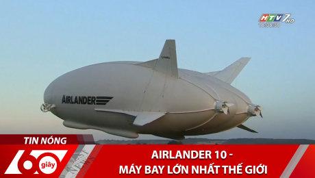 Xem Clip Airlander 10 - Máy Bay Lớn Nhất Thế Giới HD Online.