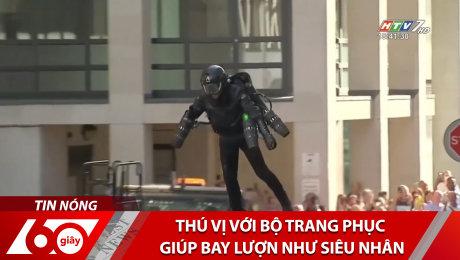 Xem Clip Thú Vị Với Bộ Trang Phục Giúp Bay Lượn Như Siêu Nhân HD Online.