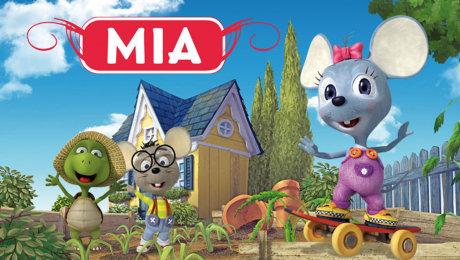Mia Và Các Bạn