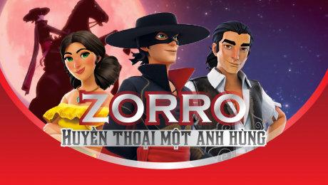 Zorro - Huyền Thoại Một Anh Hùng