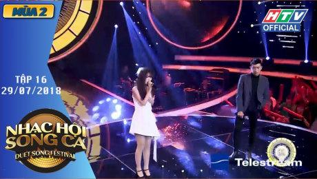 Xem Show TV SHOW Nhạc Hội Song Ca Mùa 2 Tập 16 : Han Sara đối đầu dàn hotboy tài năng HD Online.