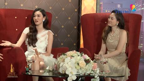 Xem Show TV SHOW Phụ Nữ Quyền Năng Tập 22 : Hoa hậu Đàm Lưu Ly, Diễn viên Nguyễn Khánh My HD Online.