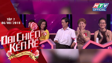 Xem Show TV SHOW Đại Chiến Kén Rể Tập 07 : Bác sĩ khoa hiếm muộn ngọt ngào sâu sắc HD Online.