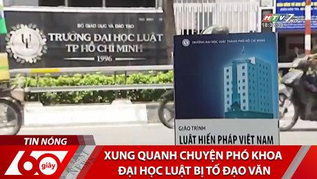 Xem Clip Xung Quanh Chuyện Phó Khoa Đại Học Luật Bị Tố Đạo Văn HD Online.