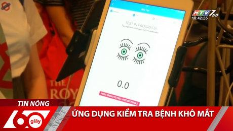 Xem Clip Ứng Dụng Kiểm Tra Bệnh Khô Mắt HD Online.