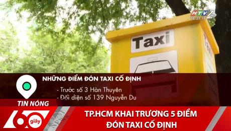Xem Clip TP.HCM Khai Trương 5 Điểm Đón Taxi Cố Định HD Online.