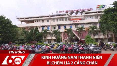 Kinh Hoàng Nam Thanh Niên Bị Chém Lìa 2 Cẳng Chân