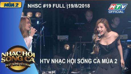 Xem Show GAMESHOW Nhạc Hội Song Ca Mùa 2 Tập 19 : Chuyến tham quan Hàn Quốc của top 5 HD Online.